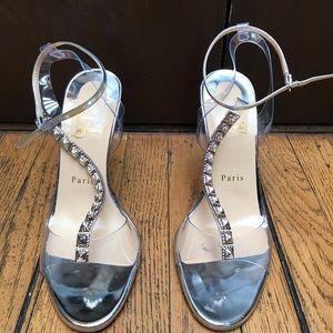 Brand new sexy  Christian Louboutin heels!